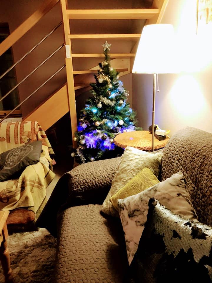 Gîte du Granier - Noël au gîte