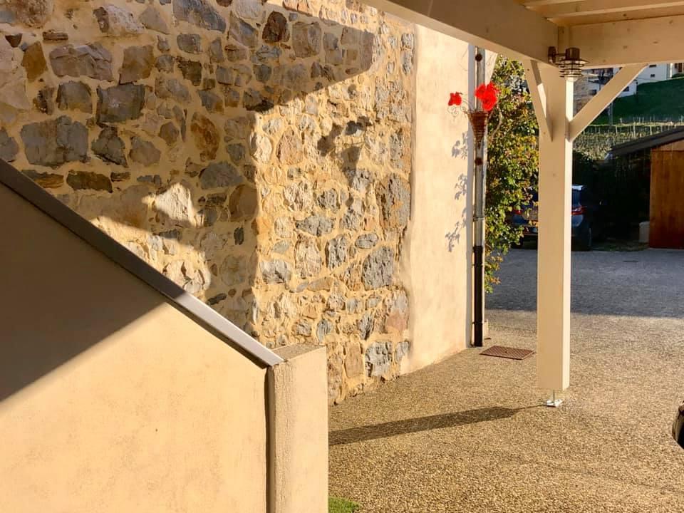 Gîte du Granier - parking